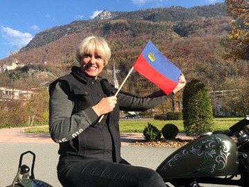 National President Liechtenstein