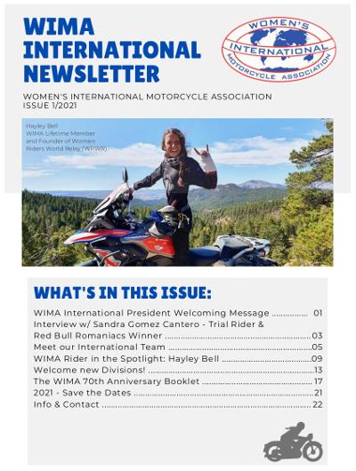 Newsletter 2021-01